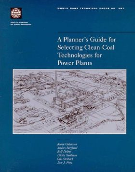 A Planner's Guide for Selecting Clean-Coal Technologies for Power Plant