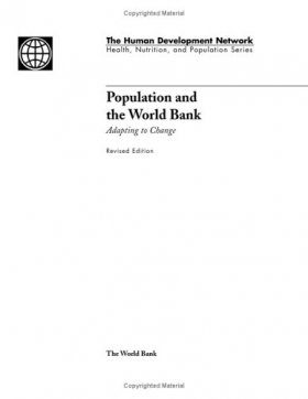 Population and the World Bank: Adapting to Change