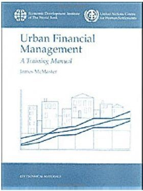 Urban Financial Management: A Training Manual