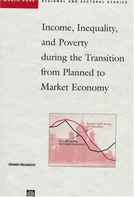 Income, Inequality, and Poverty during Transition from Planned to Market Economy