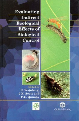 Evaluating Indirect Ecological Effects of Biological Control