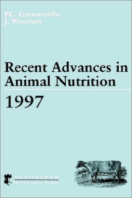 Recent Advances in Animal Nutrition - 1997