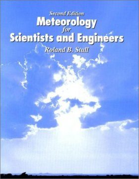 Meteorology for Scientists and Engineers