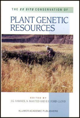 The Ex Situ Conservation of Plant Genetic Resources