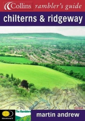 Collins Ramblers' Guides - Chiltern and Ridgeway