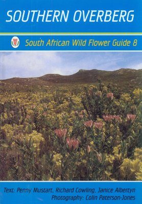 South African Wildflower Guide No. 8: Southern Overberg
