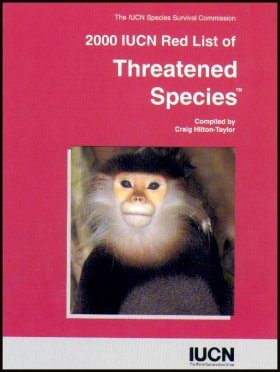 The 2000 IUCN Red List of Threatened Species