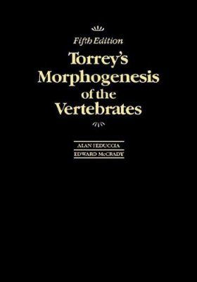 Torrey's Morphogenesis of the Vertebrates