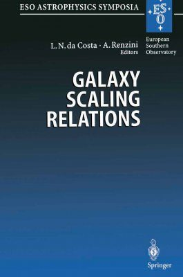 Galaxy Scaling Relations