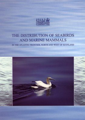 The Distribution of Seabirds and Marine Mammals in the Atlantic Frontier, North and West of Scotland