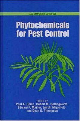 Phytochemicals for Pest Control