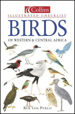 Collins Illustrated Checklist: Birds of Western and Central Africa