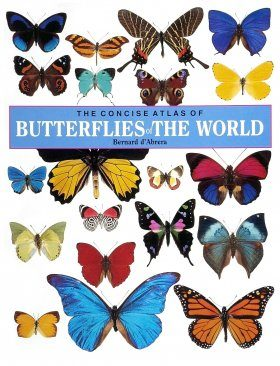 The Concise Atlas of Butterflies of the World