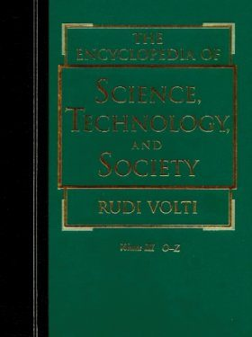 Encyclopedia of Science, Technology, and Society