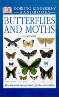 DK Handbook: Butterflies and Moths