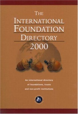 The International Foundation Directory 2000