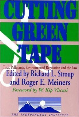 Cutting Green Tape