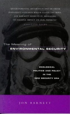 The Meaning of Environmental Security
