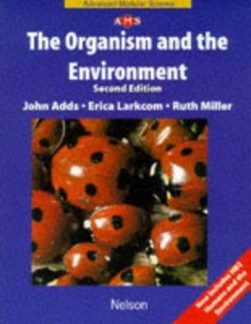 The Organism and the Environment