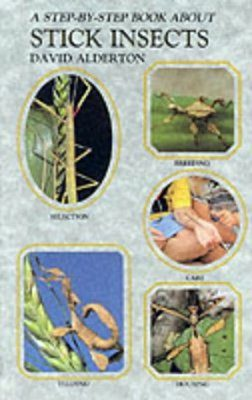 A Step-by-Step Book about Stick Insects