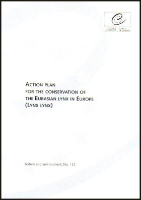 Action Plan for the Conservation of the Eurasian Lynx in Europe (Lynx lynx)