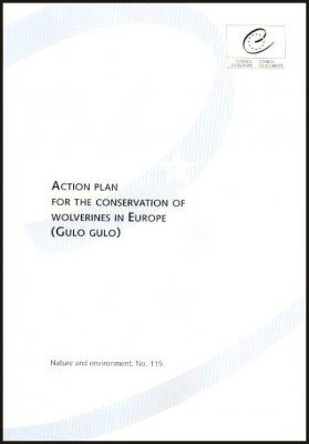 Action Plan for the Conservation of Wolverines in Europe (Gulo Gulo)