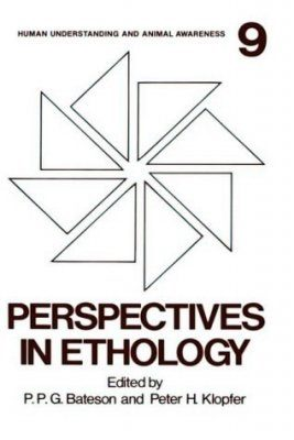 Perspectives in Ethology. Volume 9