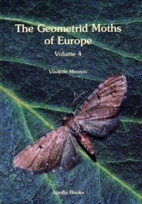 The Geometrid Moths of Europe, Volume 4