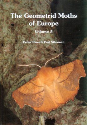 The Geometrid Moths of Europe, Volume 5