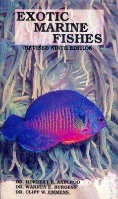 Exotic Marine Fishes, 9th Edition