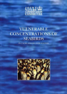 Vulnerable Concentrations of Seabirds in Falkland Islands Waters