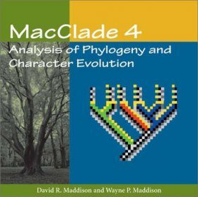MacClade 4.0: Software and Manual on CD-ROM