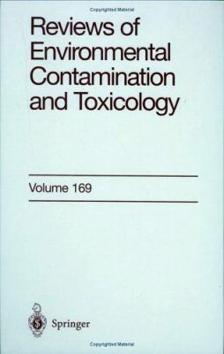 Reviews of Environmental Contamination and Toxicology, Volume 169