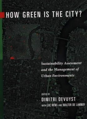 How Green is the City?