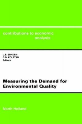 Measuring the Demand for Environmental Quality