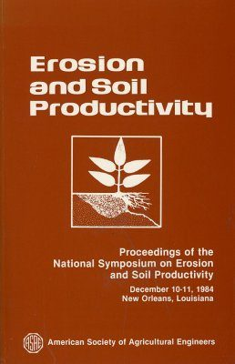 Erosion and Soil Productivity