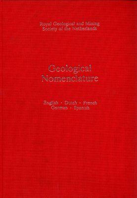 Geological Nomenclature