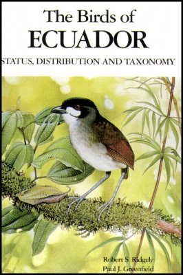 The Birds of Ecuador (2-Volume Set)