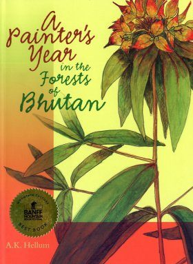 A Painter's Year in the Forests of Bhutan