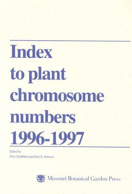 Index to Plant Chromosome Numbers, 1996-1997
