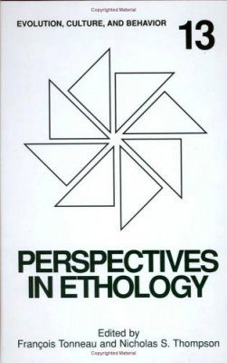 Perspectives in Ethology, Volume 13