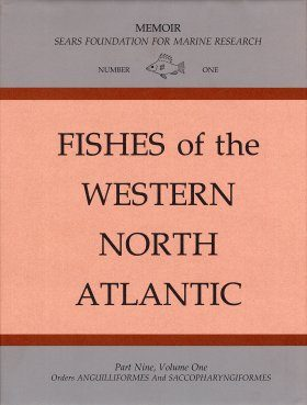 Fishes of the Western North Atlantic, Part 9 (2-Volume Set)