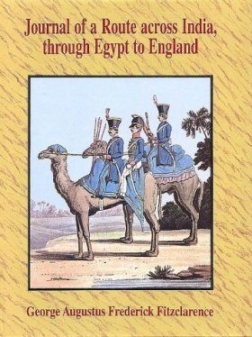 Journal of a Route Across India, Through Egypt to England