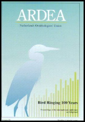 Bird Ringing 100 Years: Proceedings of the International Conference on Helgoland, Germany, 29 September - 3 October 1999