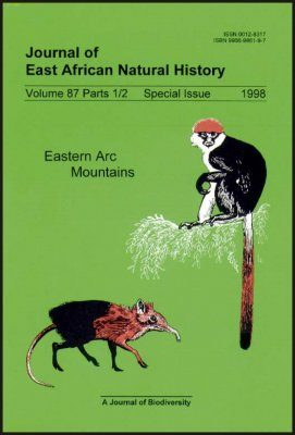 Biodiversity and Conservation of the Eastern Arc Mountains of Tanzania and Kenya