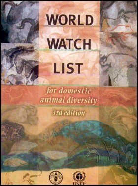 World Watch List for Domestic Animal Diversity