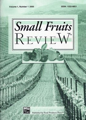 Small Fruits Review, Volume 1, Number 1 - 2000