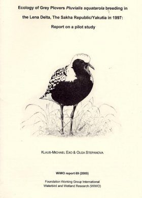 Ecology of Grey Plovers Pluvialis Squatarola Breeding in the Lena Delta, The Sakha Republic/Yakutia in 1997: Report on a Pilot Study