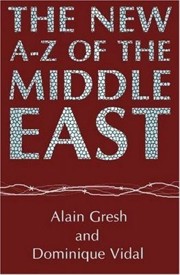 New A-Z of the Middle East