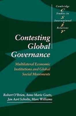 Contesting Global Governance 2000